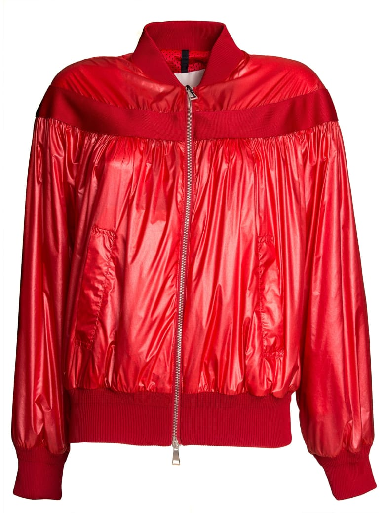 designer fashion dd960 f102f Best price on the market at italist | Moncler Genius 2 Moncler 1952 Nassau  Jacket In Red