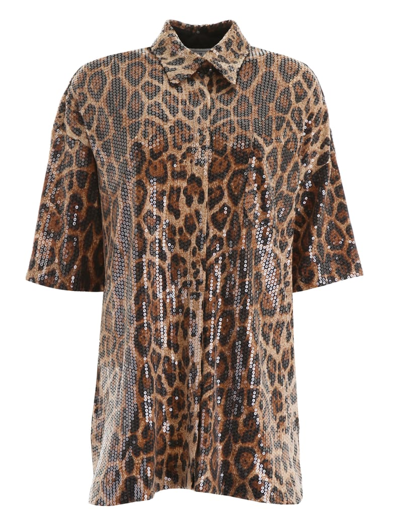 In The Mood For Love Valentina Mini Dress - PANTHER BROWN (Black)