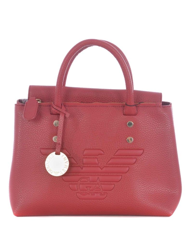 Emporio Armani Bag - Rosso