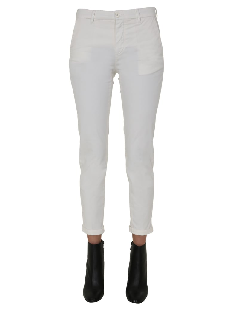 Pence Pooly / S Trousers - BIANCO