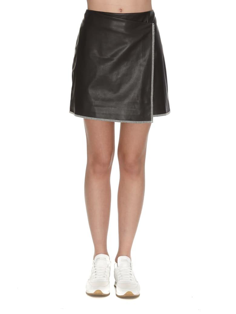 STAND Mini Skirt - Black