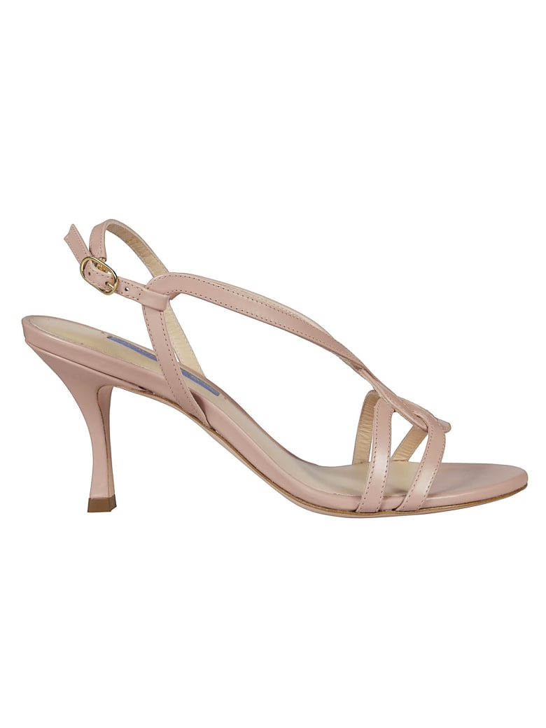 Stuart Weitzman Clarice Sandals - pink