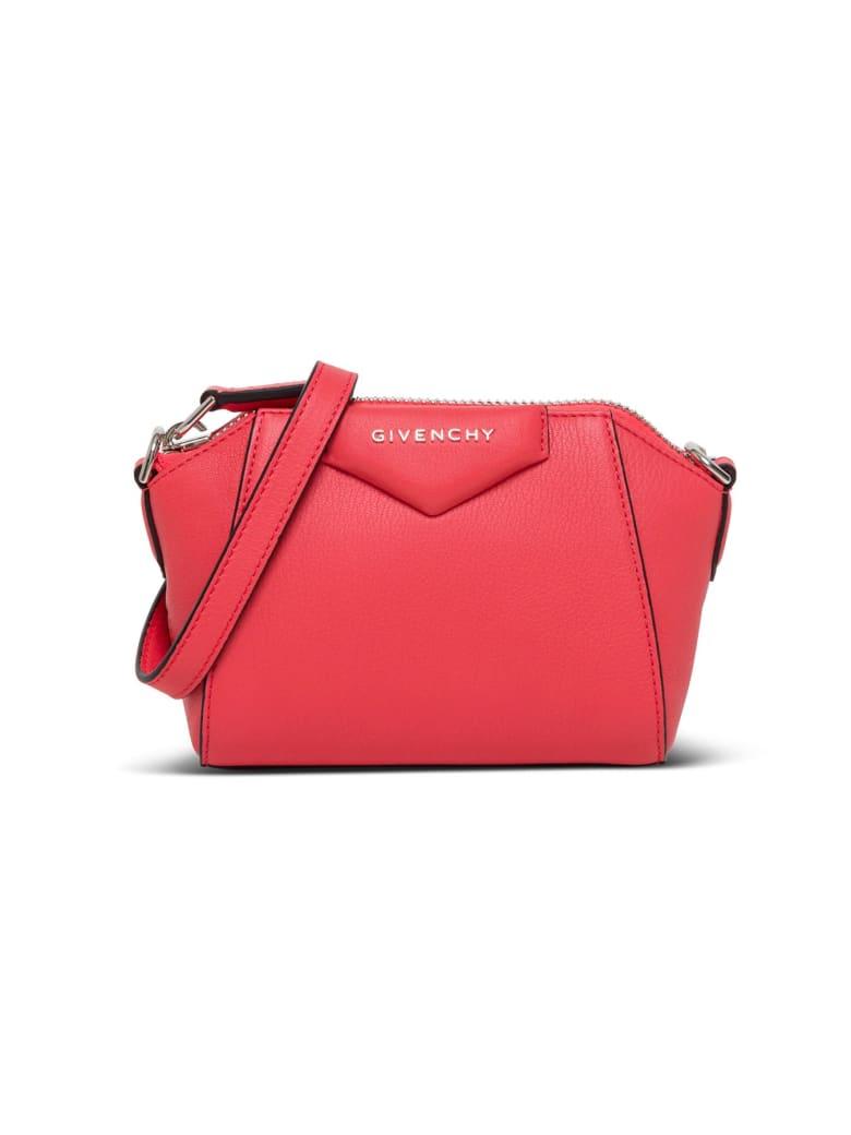 Givenchy Nano Antigona Bag - Orange
