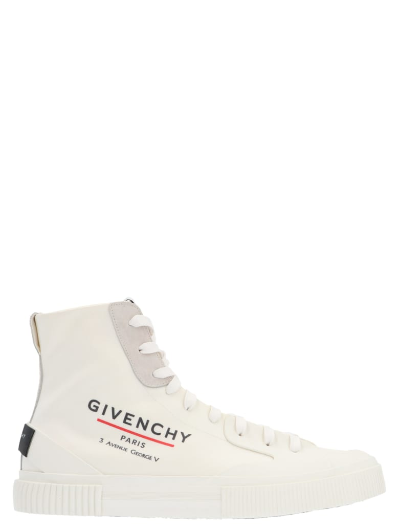 Givenchy 'tennis Light' Shoes - White