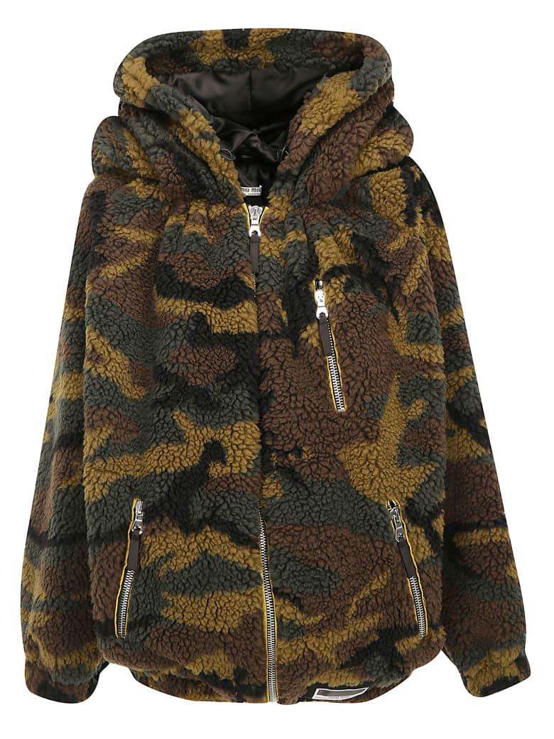 Miu Miu Jacket - Militare