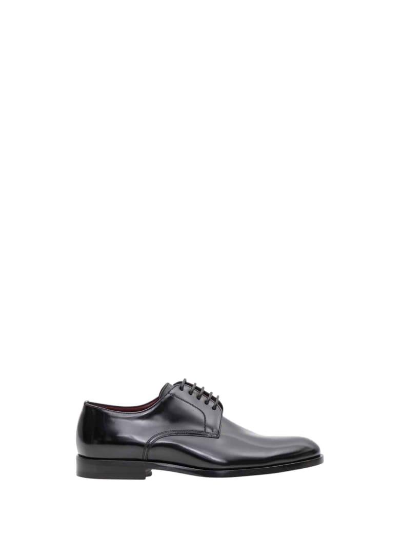 Dolce & Gabbana Naples Derby Shoes - Nero