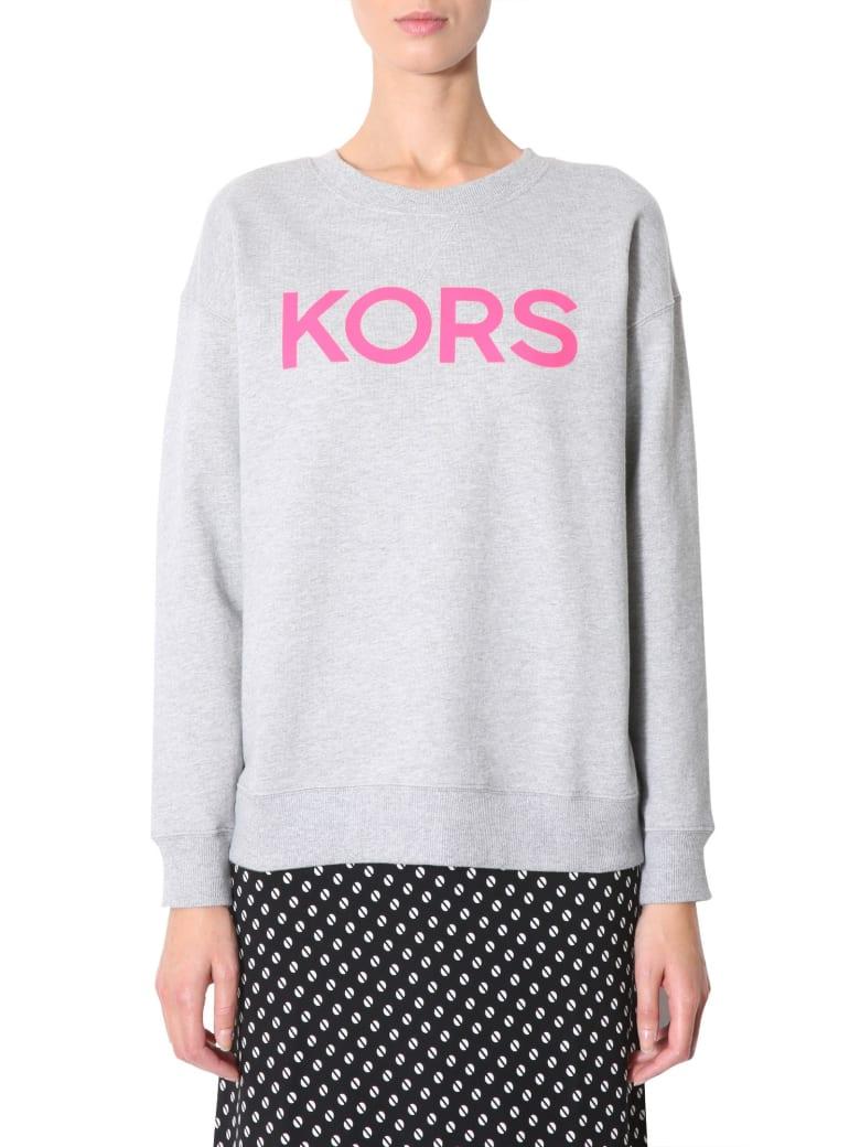 MICHAEL Michael Kors Sweatshirt With Logo Print - ROSA