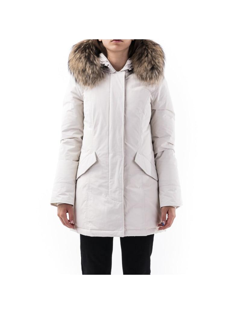 Woolrich Luxury Arctic Parka - Bianco