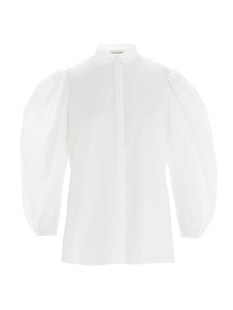 Alexander McQueen Shirt - Optic white