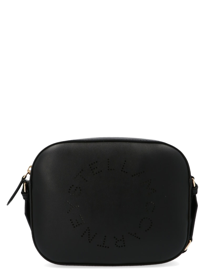 Stella McCartney 'mini Camera' Bag - Black
