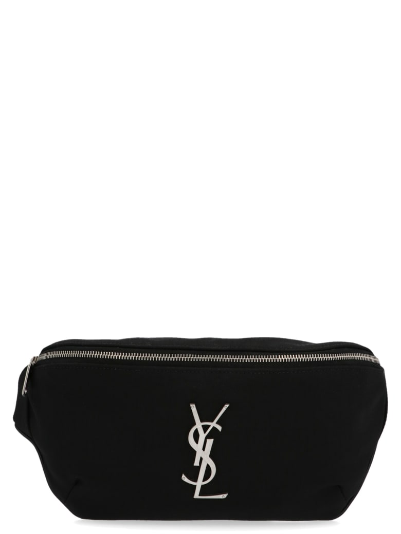 Saint Laurent 'sac Ceintures' Bag - Black