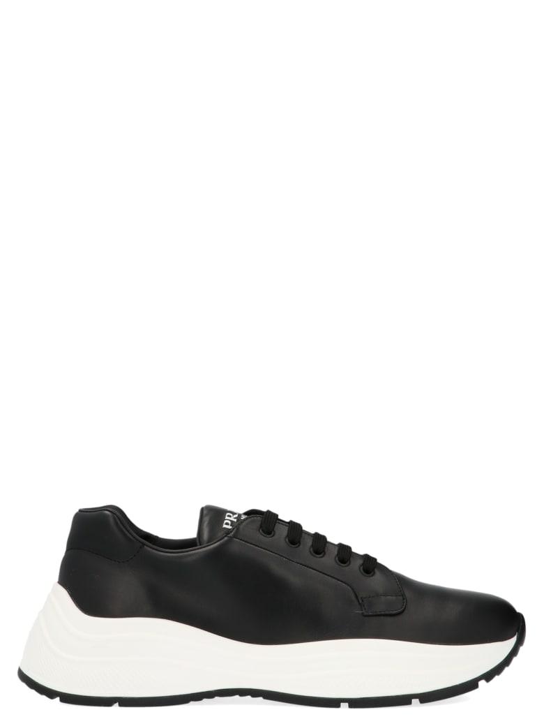 Prada Linea Rossa 'both Xl' Shoes - Black