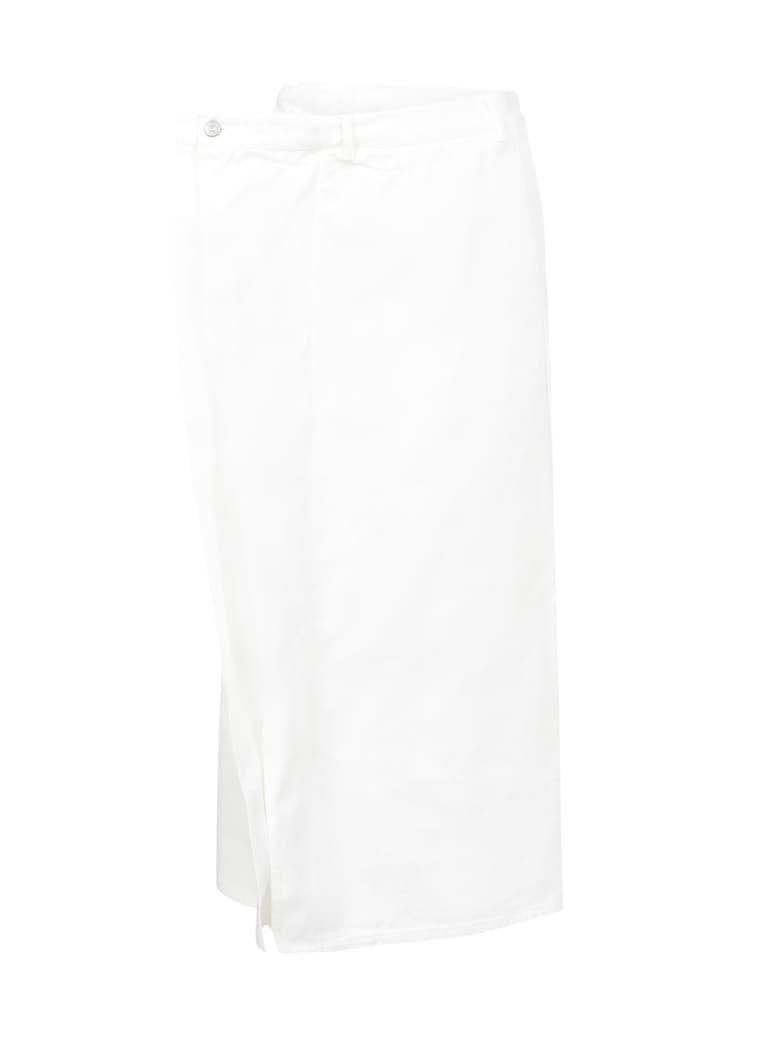 MM6 Maison Margiela Skirt - Off white