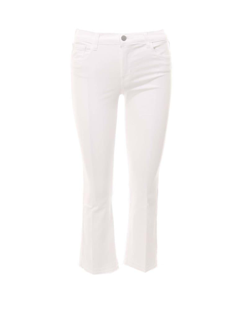 J Brand Selena Pants - Bianco