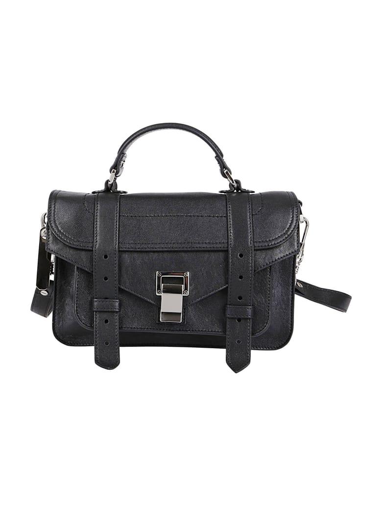 Proenza Schouler Ps1 Tiny Bag - Black