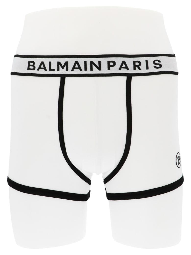Balmain Slip - White