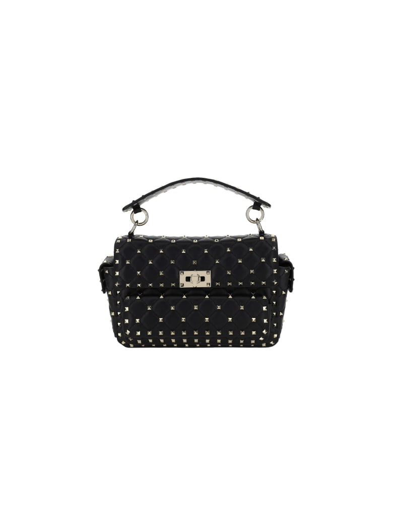 Valentino Garavani Medium Handbag Bag - Black