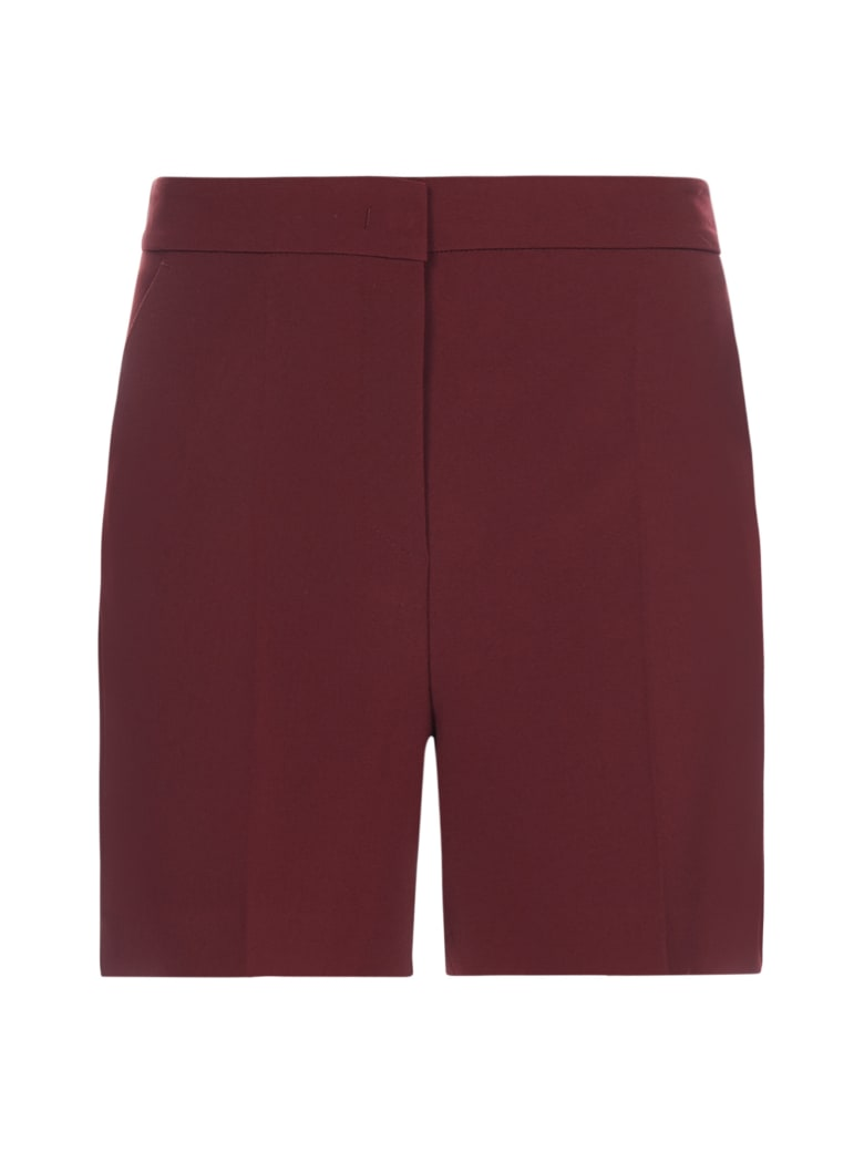 Blanca Vita Siria Cady Shorts - Vino