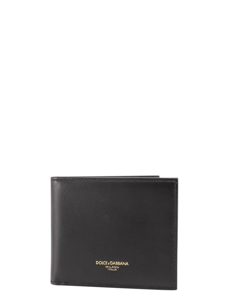 Dolce & Gabbana Wallet - Black
