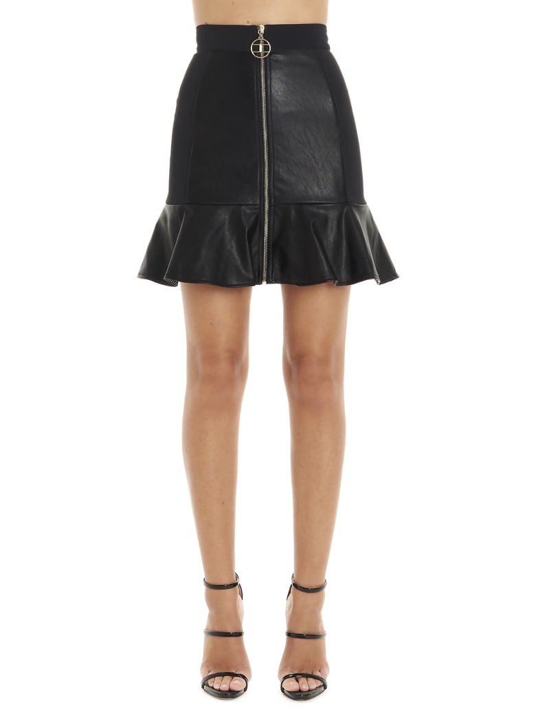 Elisabetta Franchi Celyn B. Skirt - Black