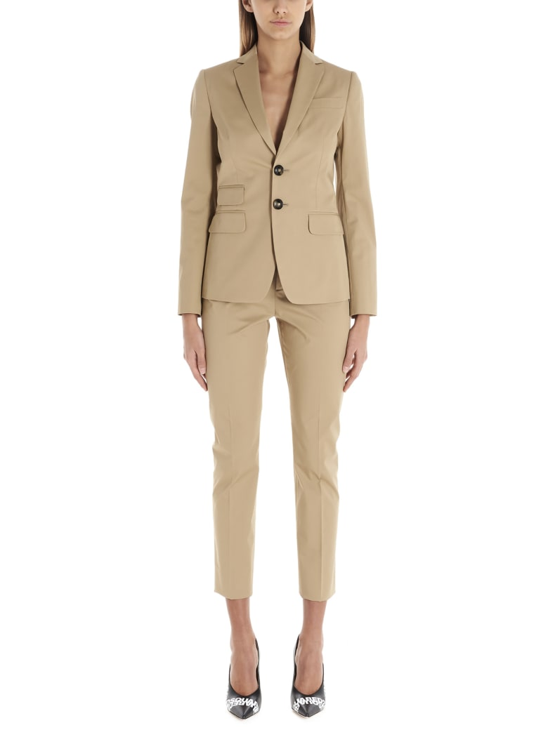 Dsquared2 'london' Suits - Beige