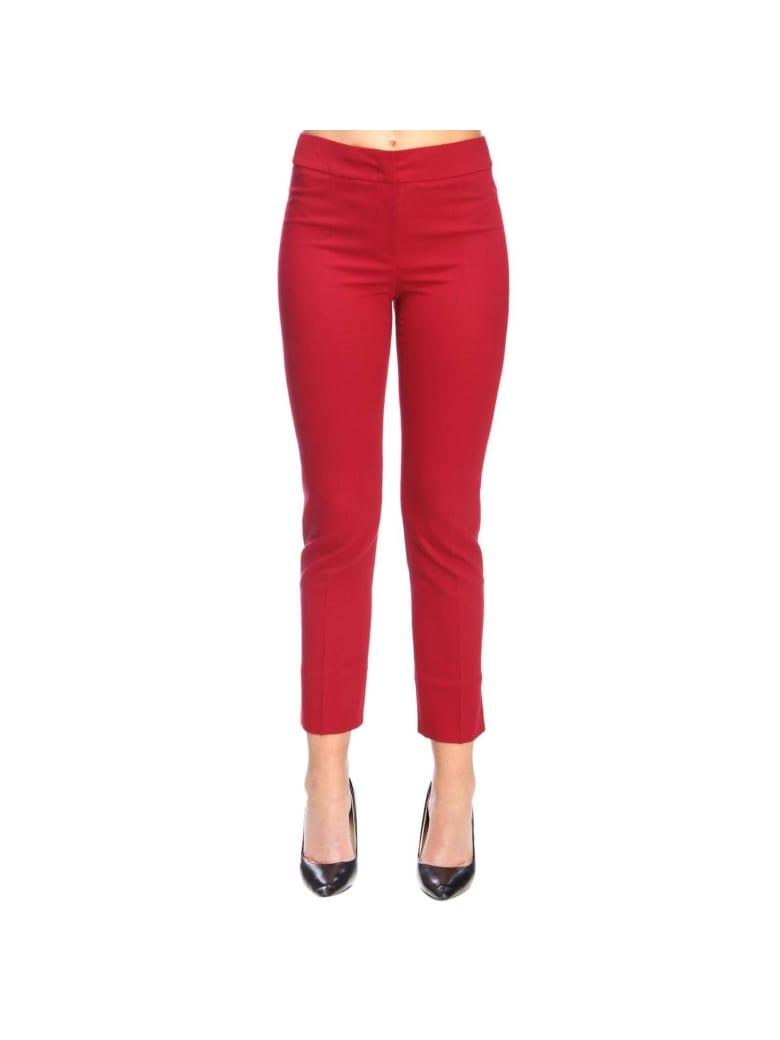 Emporio Armani Pants Pants Women Emporio Armani - amaranth