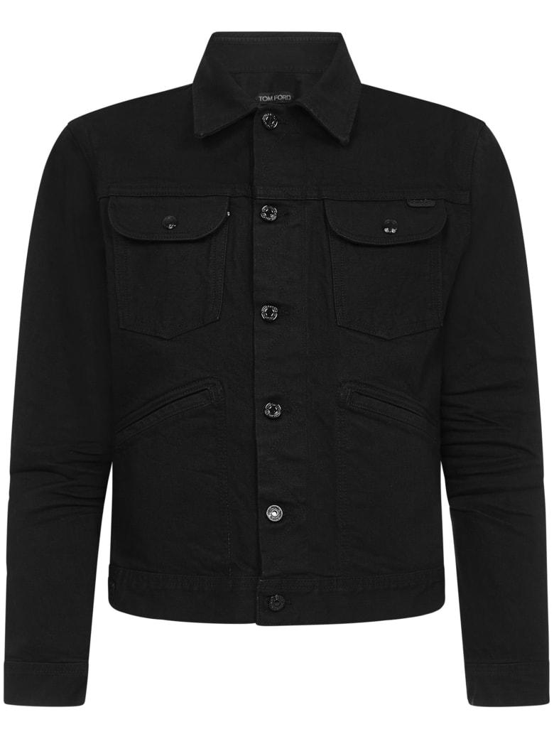 Tom Ford Jacket - Black