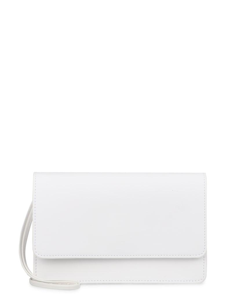 Jacquemus Riviera Leather Mini-bag - White