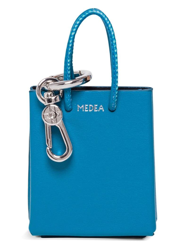 Medea Mini Medea Handbag - Light blue