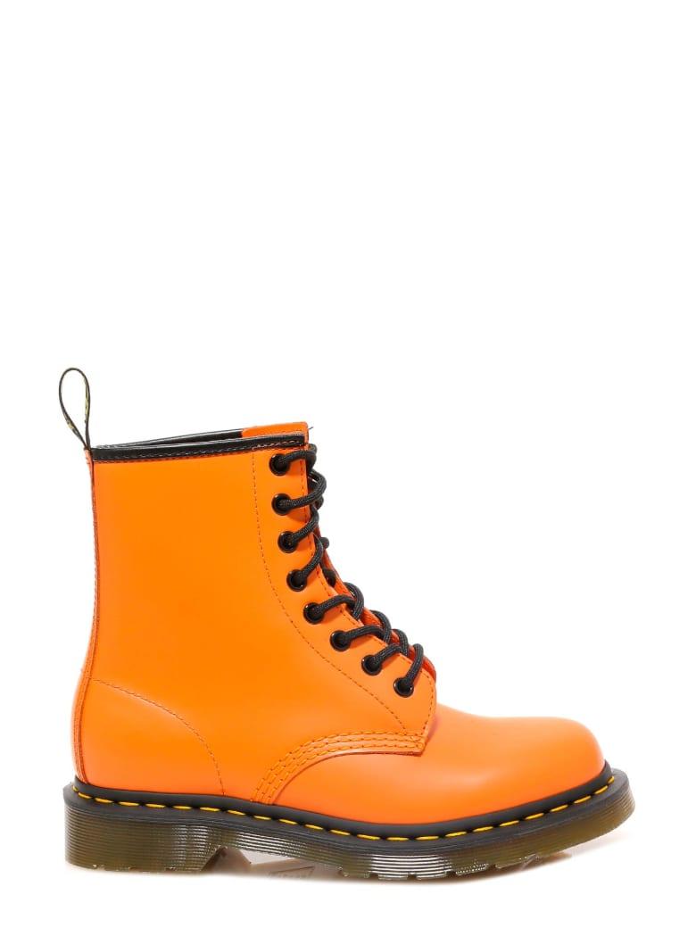 Dr. Martens 1460 Ankle Boots - Arancio