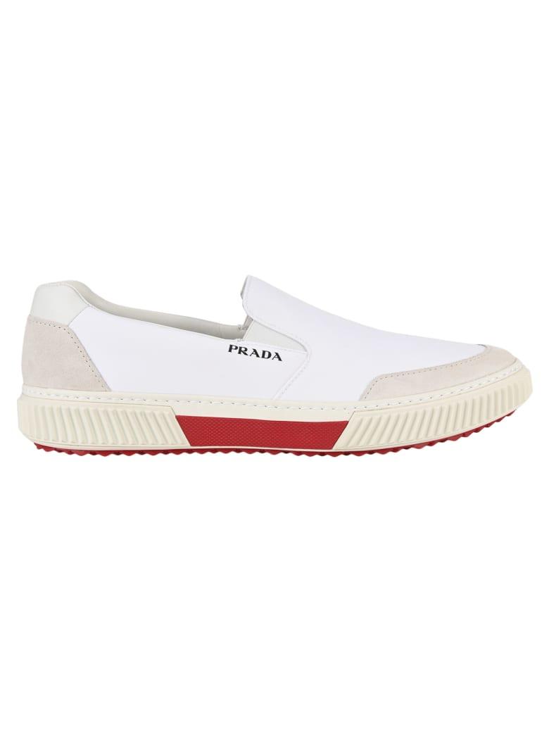 Prada Slip-on Sneakers - TALCO RUBINO