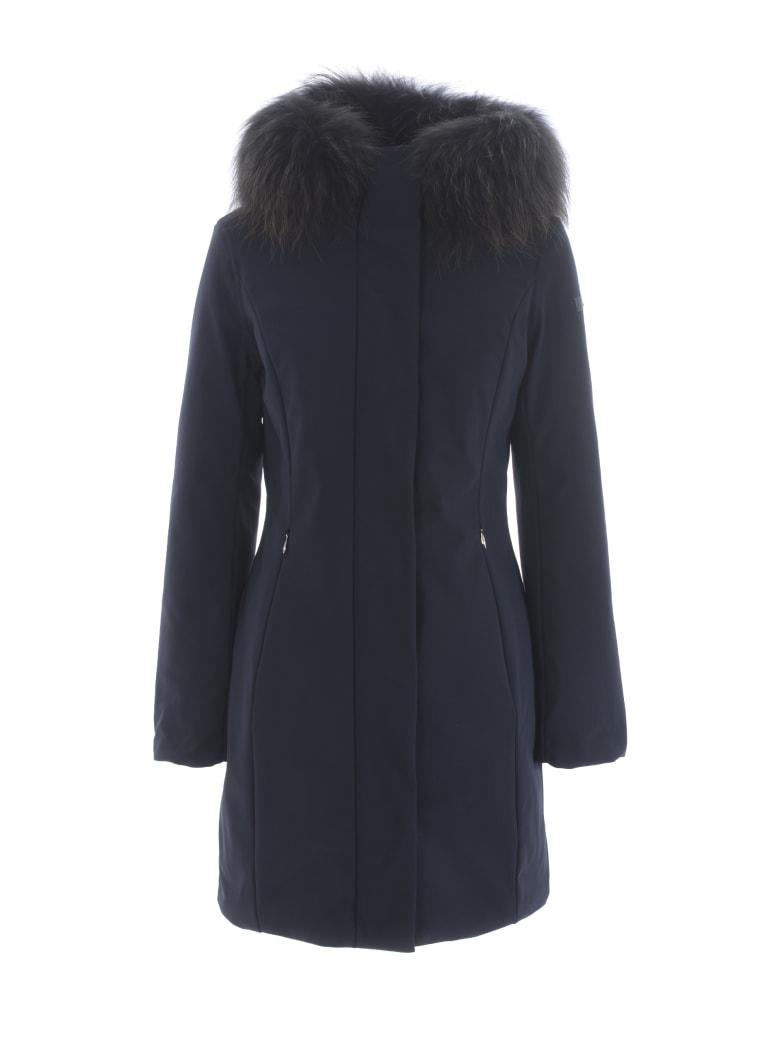 RRD - Roberto Ricci Design Coat - Blu scuro