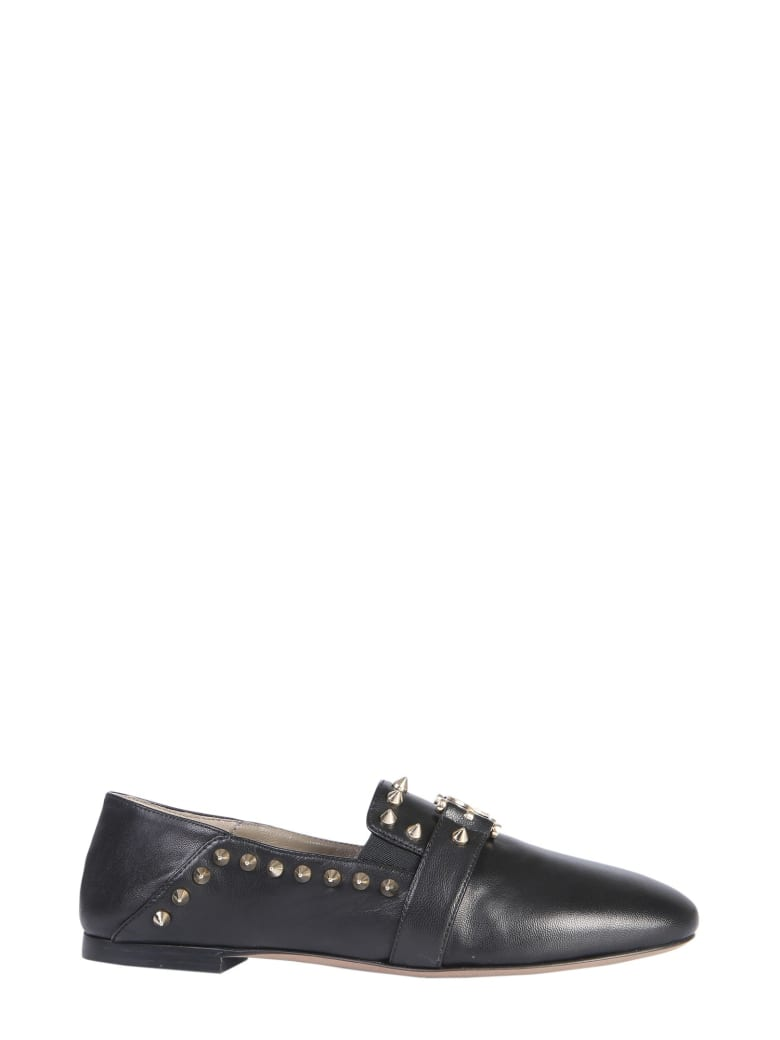 Versace Collection Padded Loafer - NERO