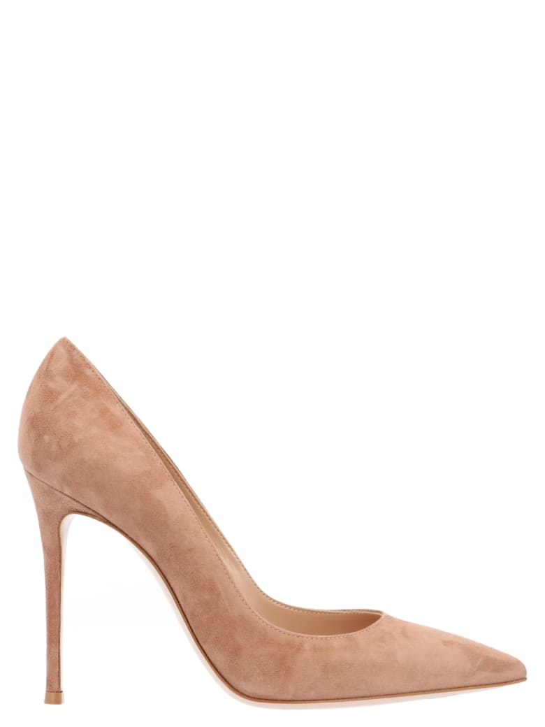 Gianvito Rossi 'gianvito' Shoes - Beige