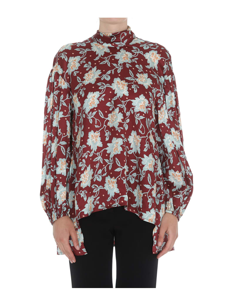 Chloé Patterned Shirt - Multicolor
