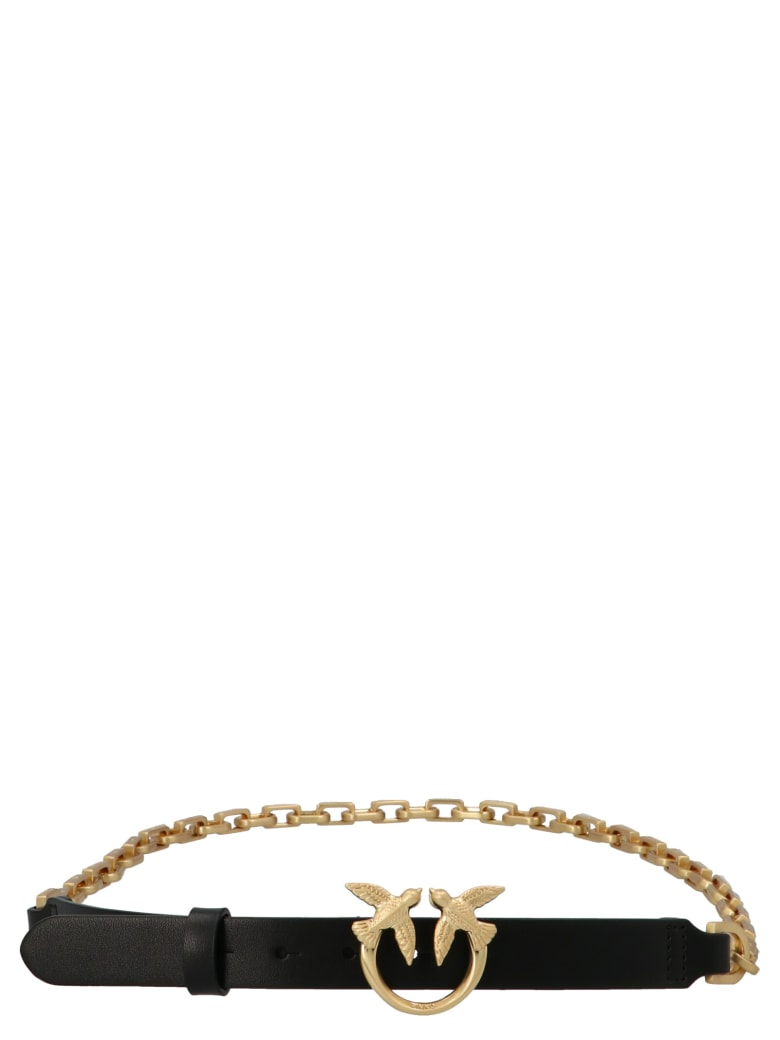Pinko 'day Simply' Belt - Black