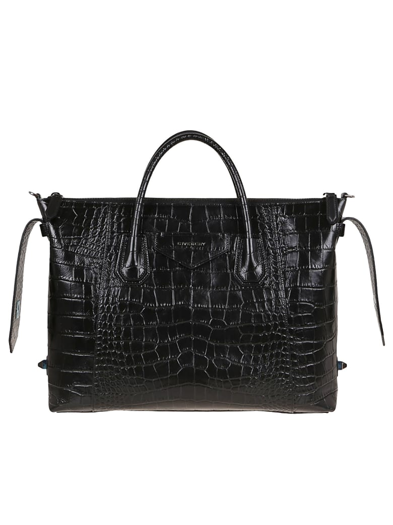 Givenchy Antigona Soft- Medium Bag - Black