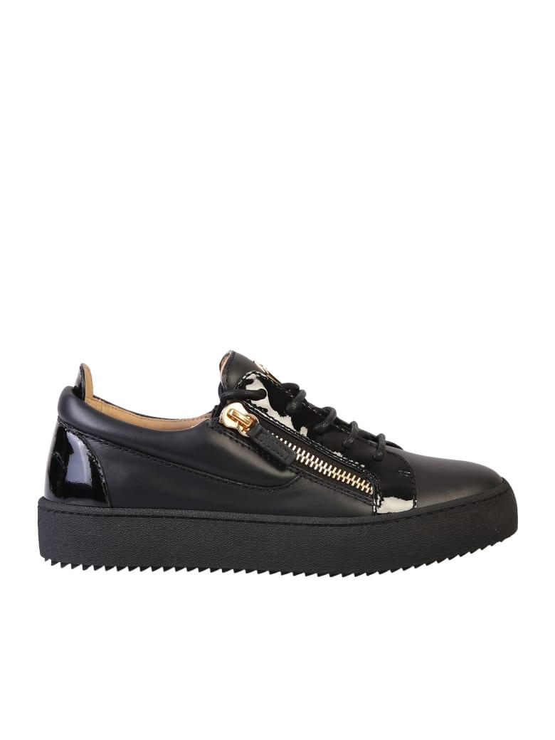 Giuseppe Zanotti Zipped Sneakers