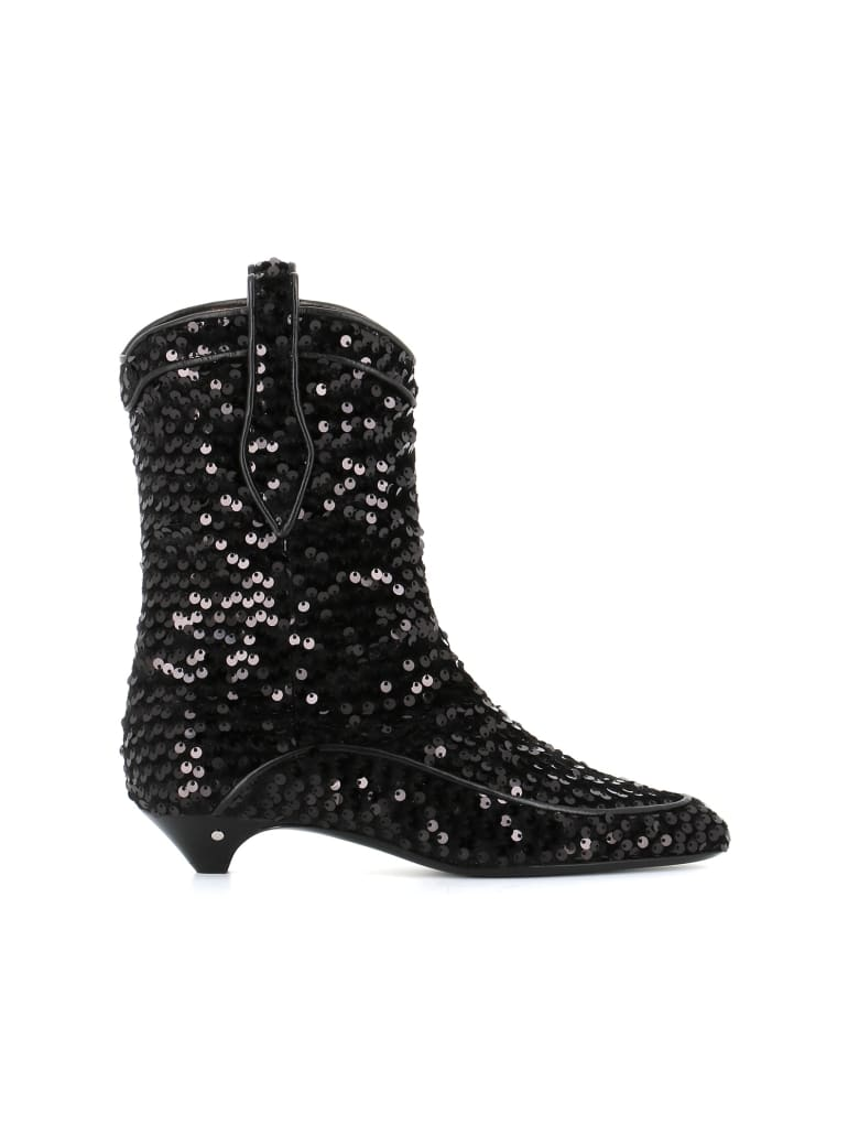 Laurence Dacade Boot Vanessa - Black