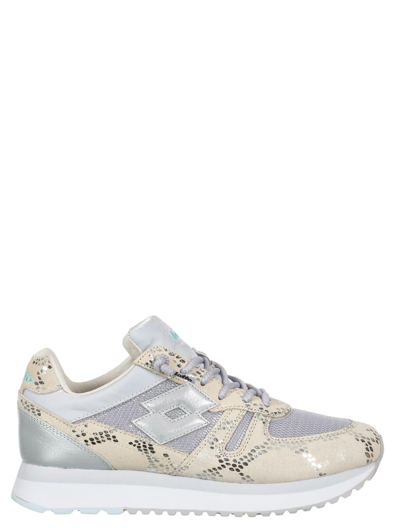Lotto Leggenda Crack W Sneakers - Silver