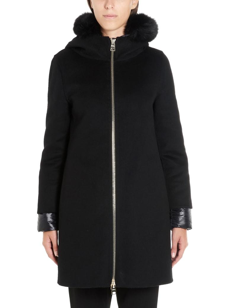 Herno Coat - Black
