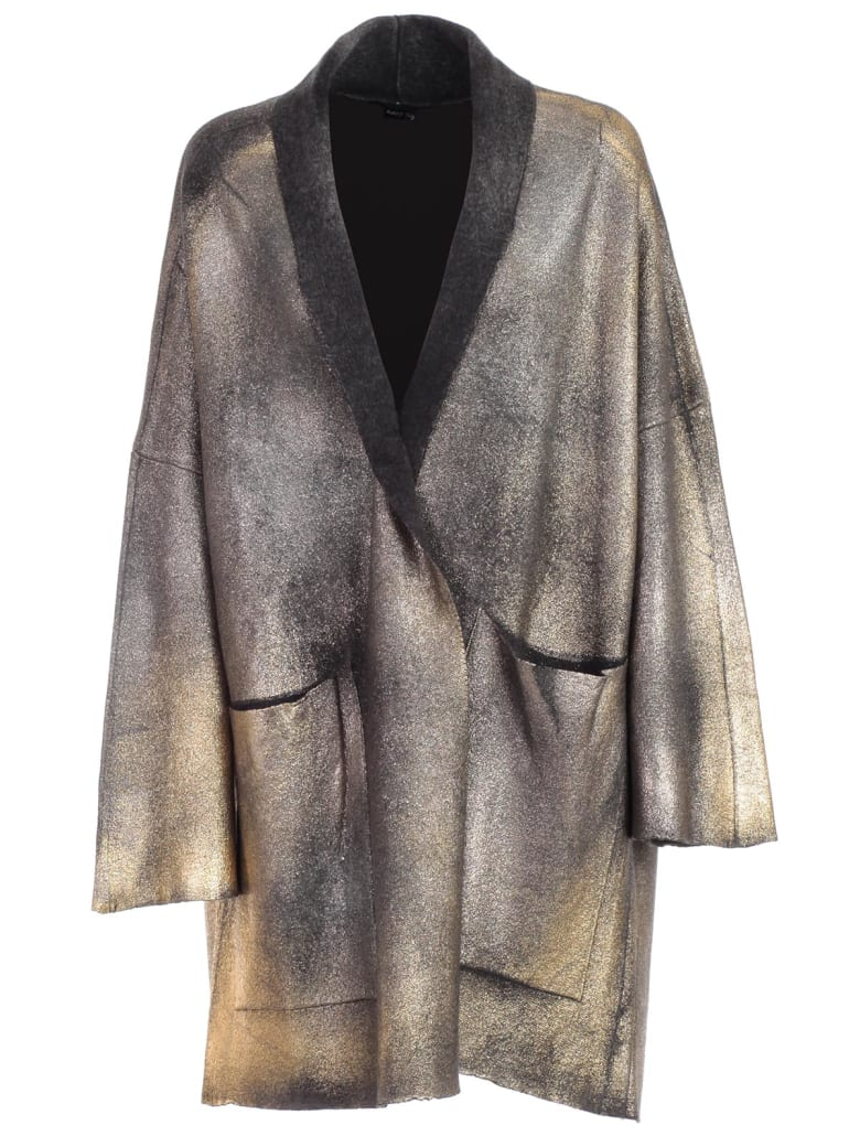 Avant Toi Coat Single Breasted - N Nero