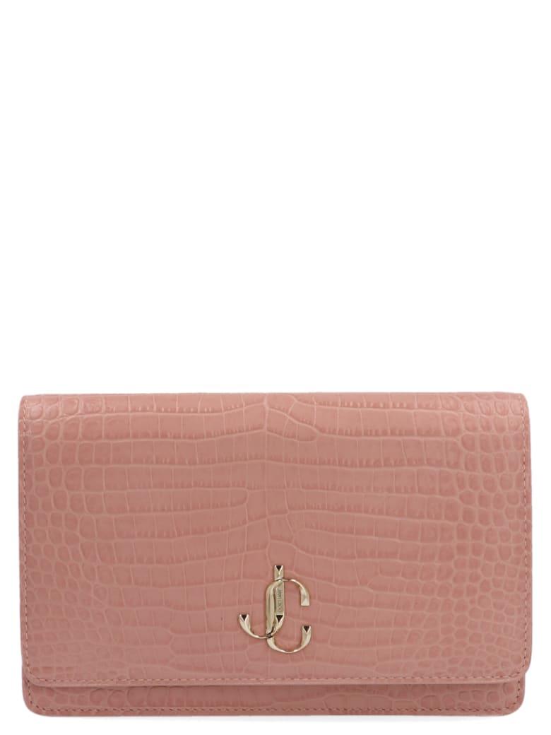Jimmy Choo 'palace' Bag - Pink
