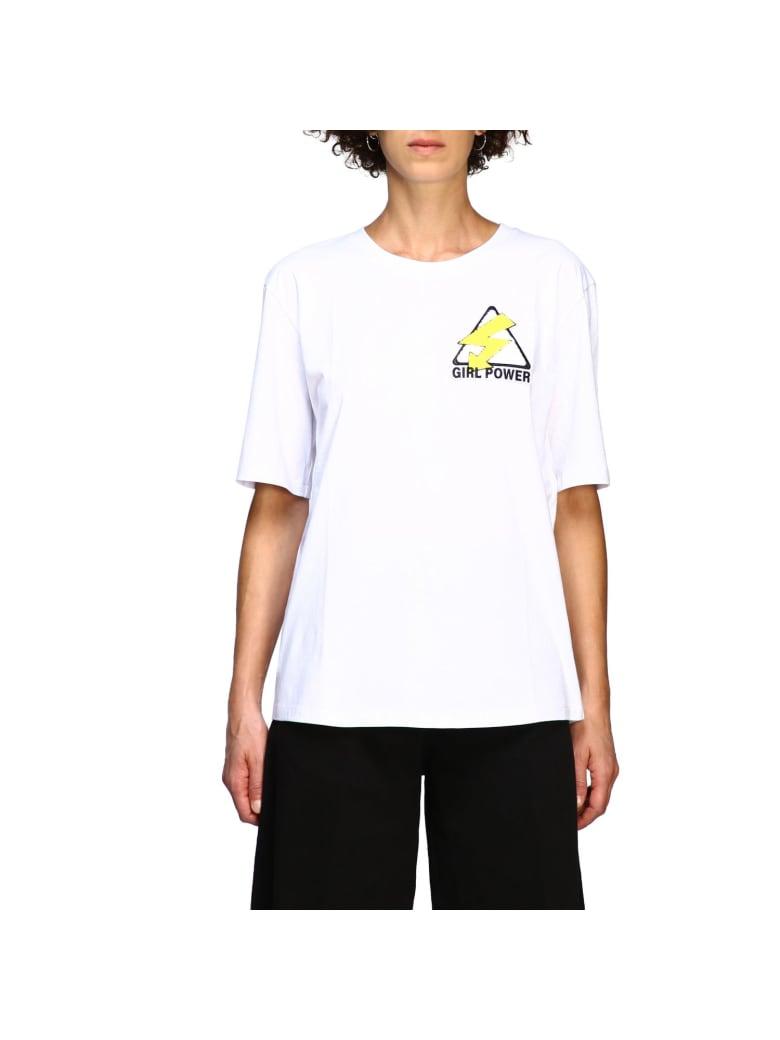 Ultrachic T-shirt T-shirt Women Ultrachic - white