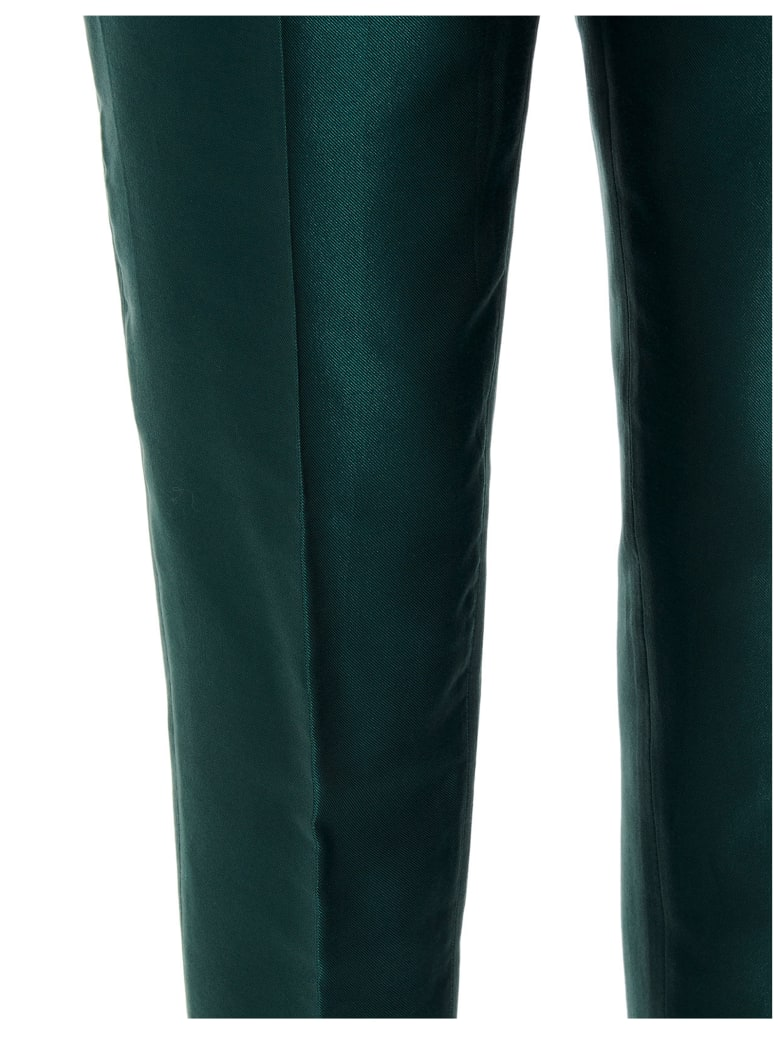 Max Mara Studio 'monile' Pants - Green