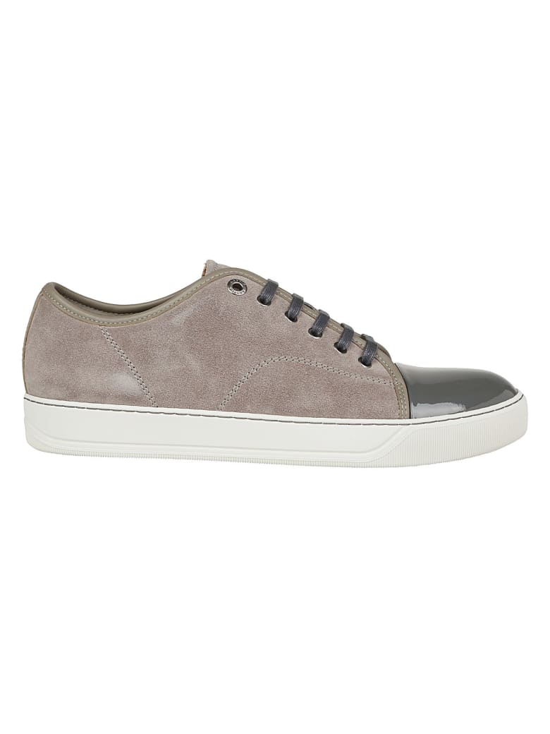 Lanvin Low Top Sneaker - Grey