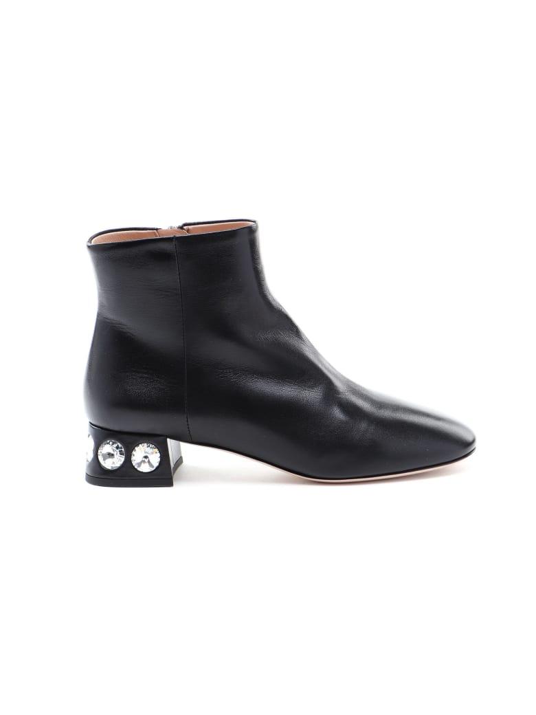 Miu Miu Ankle Boot - Nero