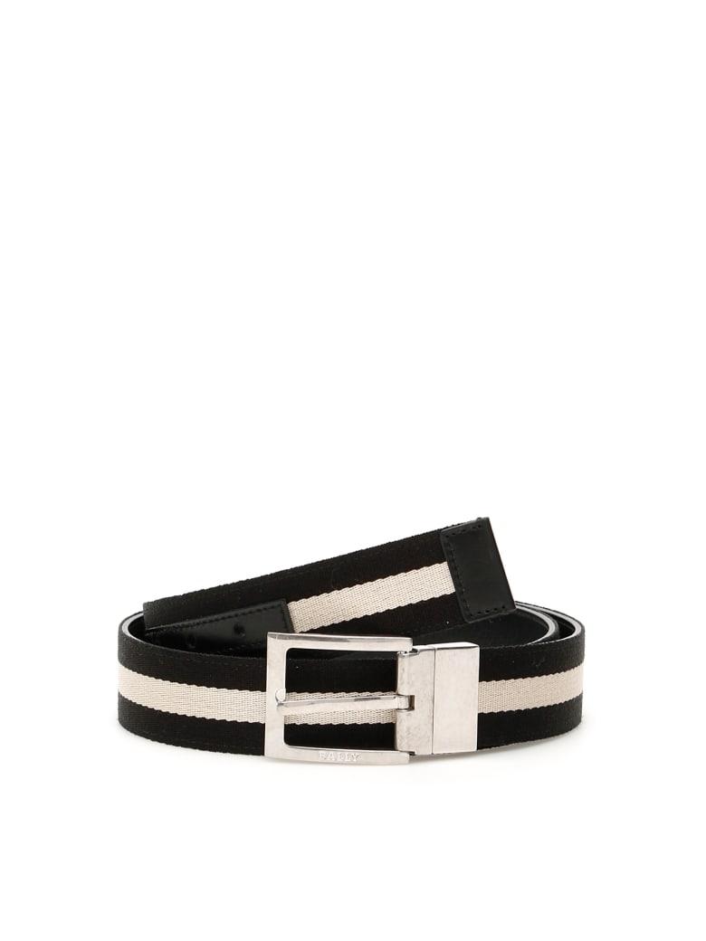 Bally Reversile Tonni Belt - BLACK (Black)