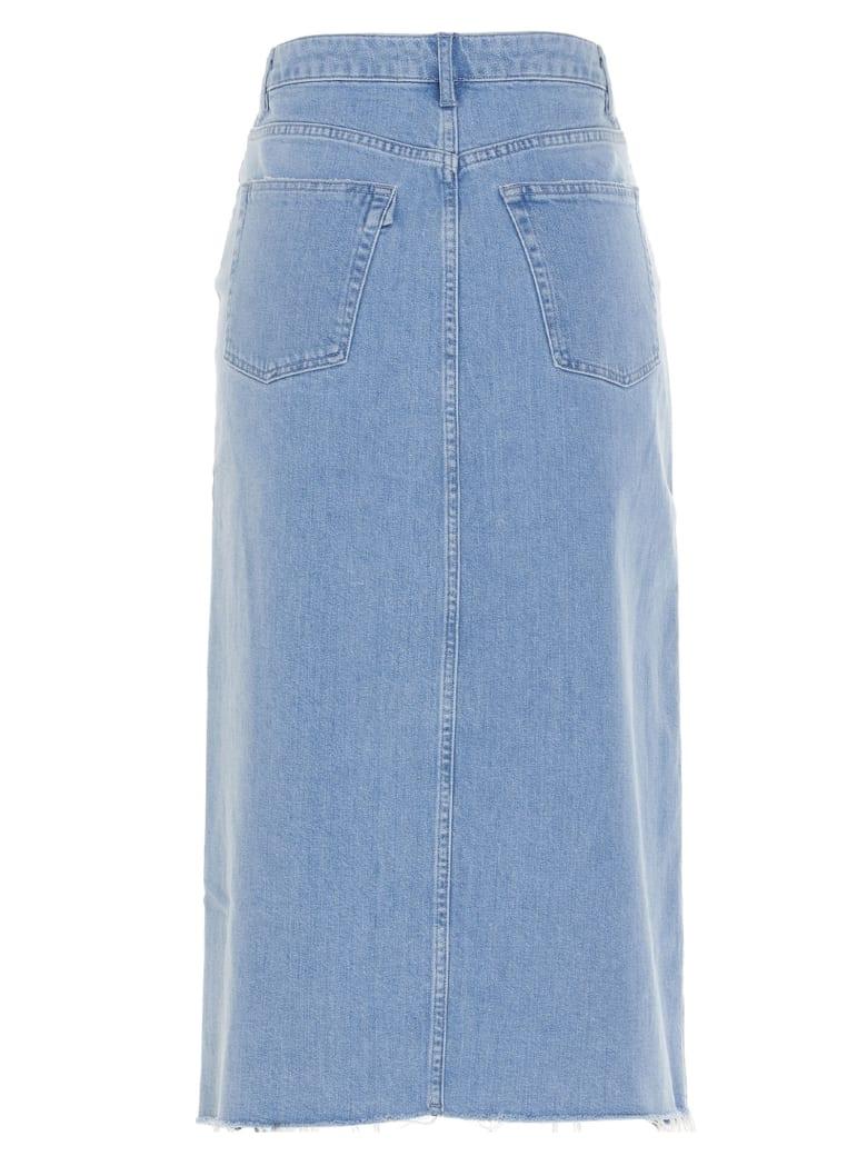 3x1 'elizabella' Skirt - Azzurro
