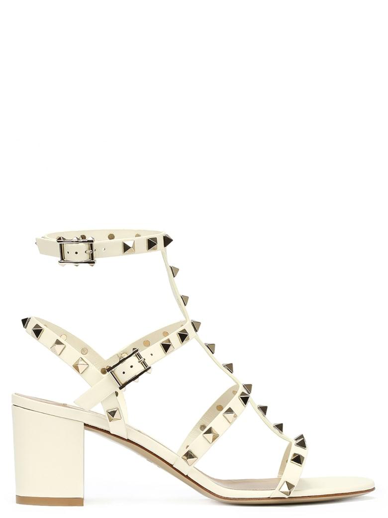 Valentino Garavani 'rockstud' Shoes - White